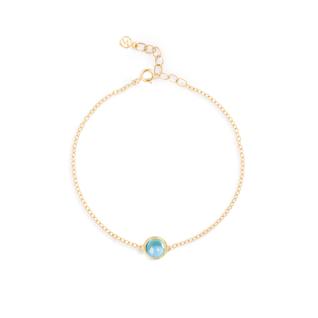 Blue Topaz Pop bracelet
