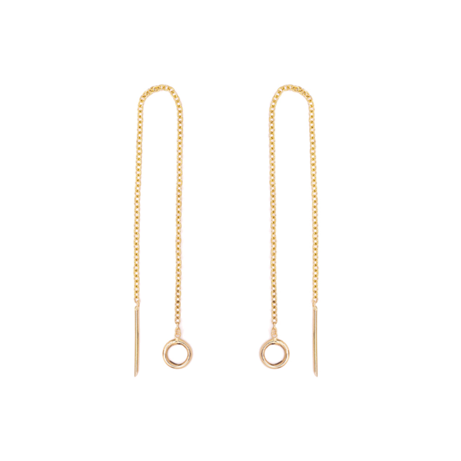 Grace Threader Earrings