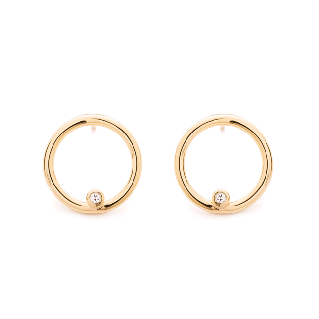 Grace Orbit Earrings
