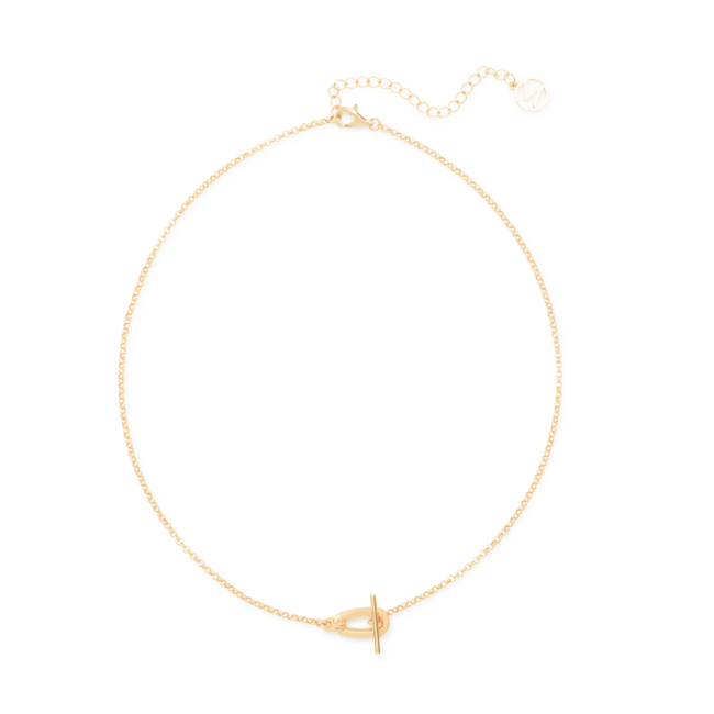 Links front choker