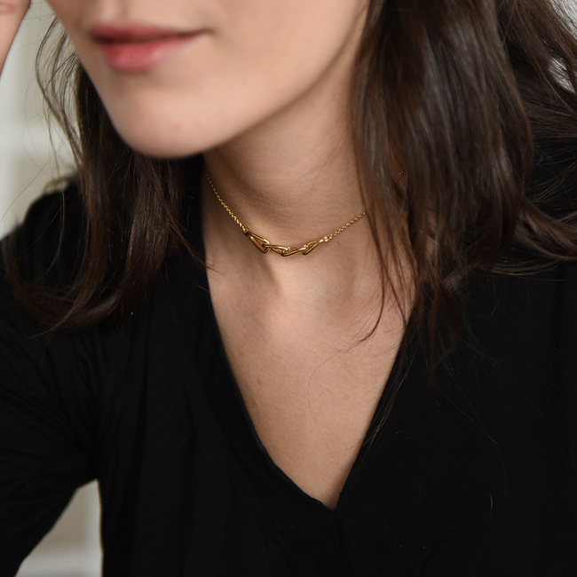 Links thread choker