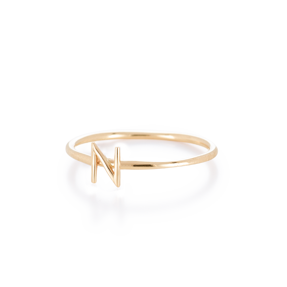 The Letter ring