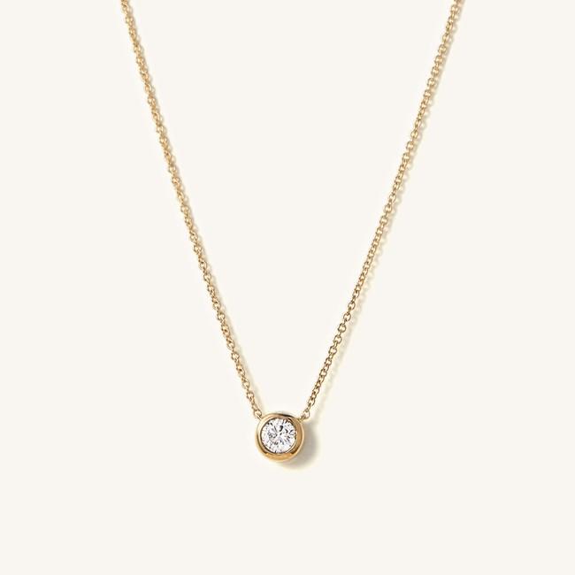 Large Diamond Necklace