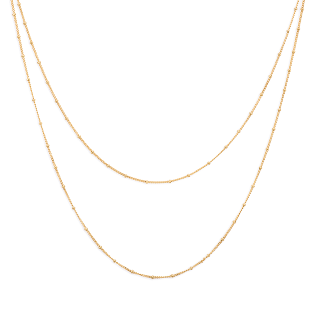 One Long Necklace