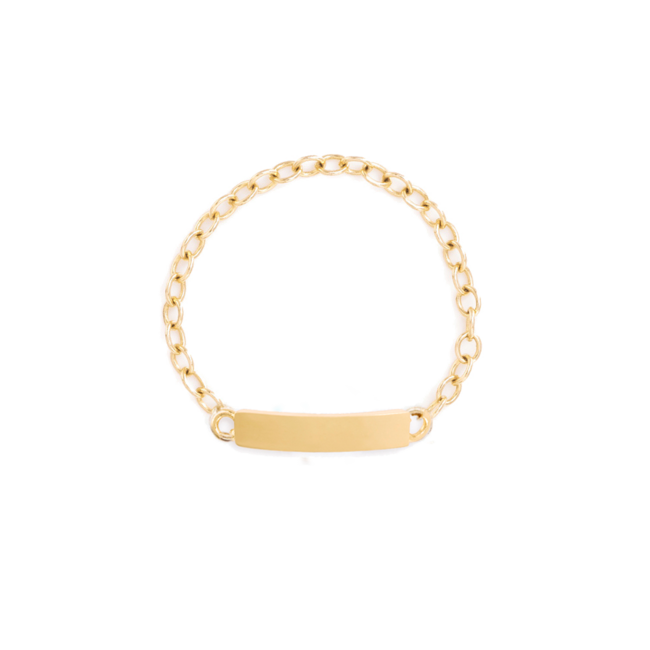 One bar ring