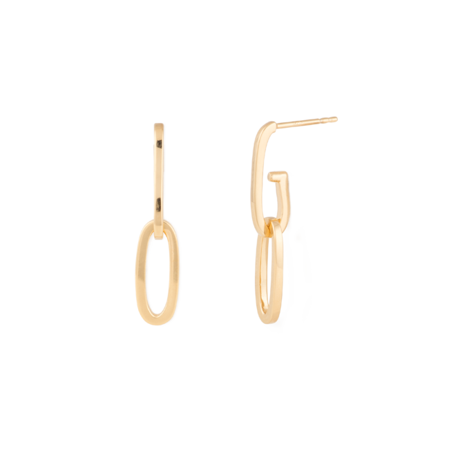 Boyfriend Earrings