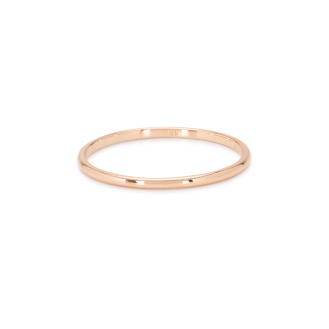 Stacker Ring Rose Gold